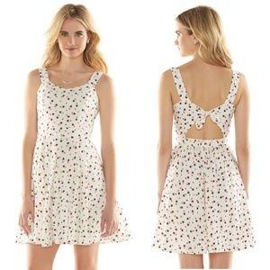 LC LAUREN CONRAD | Disney Minnie Mouse Mini Dress